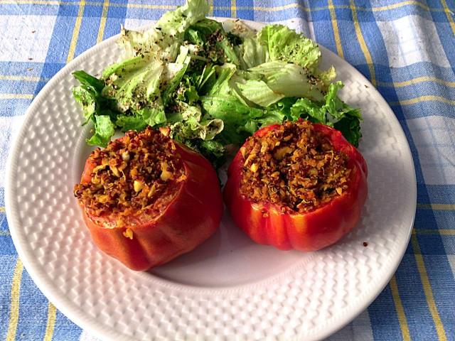 Pomodori ripieni veggie 1