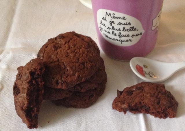 Biscotti cioccolato Martha Stewart 1