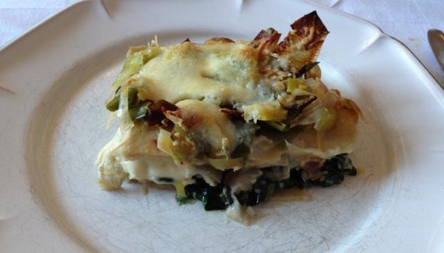 Lasagne vegetariane invernali1