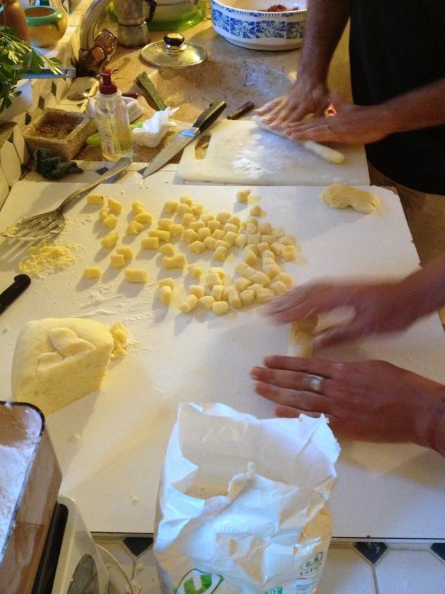 couper les gnocchis1