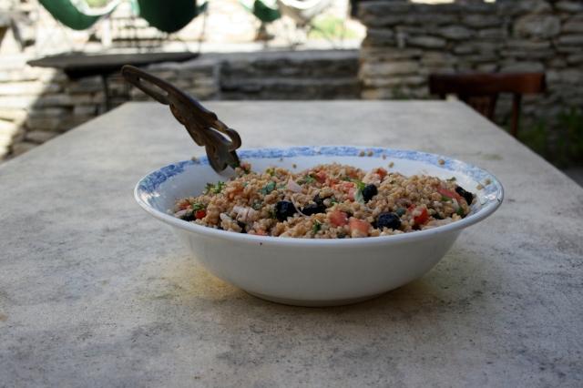 Salade méditerranéenne 4