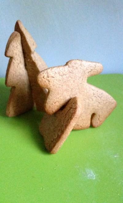 Biscotti pain d'épice