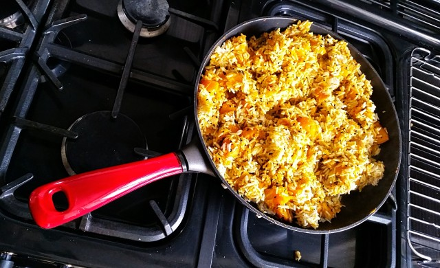 Curry de riz