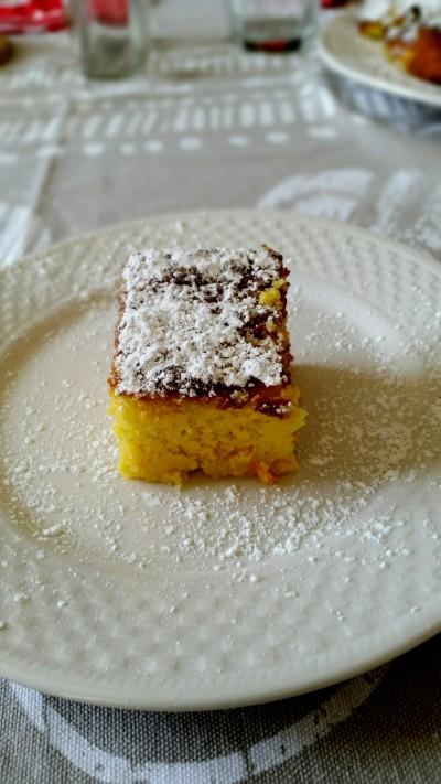 Torta siciliana arancia e mandorle 2