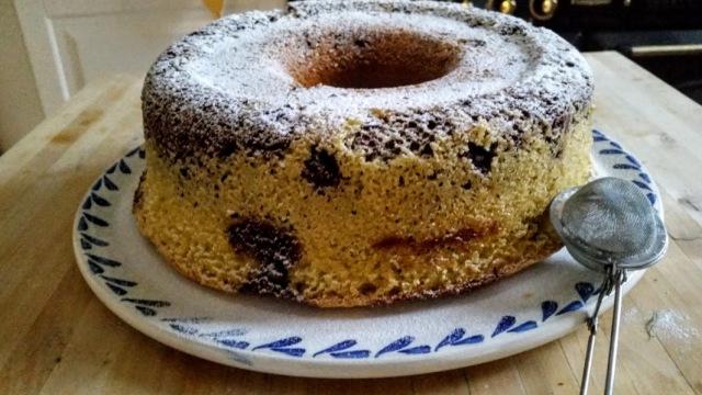 Sponge cake Versilia 3